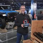 "Jeep Wrangler Named SEMA's ""Hottest 4×4 SUV"" for Fifth Year .."