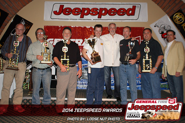 Jeepspeed awards banquet