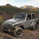 Jeep® Brand:  Freedom, Adventure, Authenticity and Passion