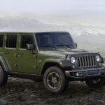 Jeep Recalling Wranglers For Air Bags