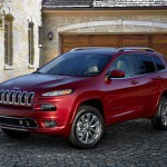 Jeep® Expands Cherokee Lineup With Premium Overland Model