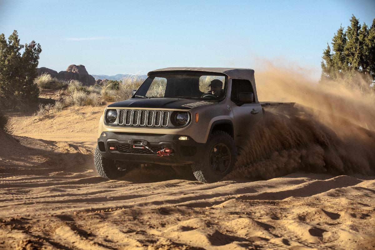 2016 Jeep Comanche >> 2016 Concepts Jeep Comanche Jeeplopedia
