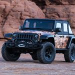 Jeep® Wrangler Earns Seventh Consecutive 'Hottest 4×4-SUV' SEMA Award""