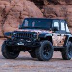 "Jeep® Wrangler Earns Seventh Consecutive 'Hottest 4×4-SUV' SEMA Award"""