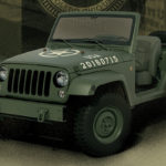 Jeep® Brand Celebrates 75th Anniversary With Commemorative Wrangler 75th Salute ..