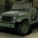 Jeep® Brand Celebrates 75th Anniversary With Commemorative Wrangler 75th Salute ..