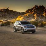 Jeep® Grand Cherokee Wins Green ALV Award