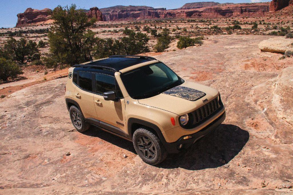 2017 Jeep® Renegade Deserthawk