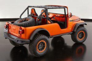 Mopar Underground 2017 Concept Jeep CJ66