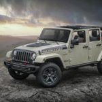 New 2017 Jeep® Wrangler Rubicon Recon: Even More Off-road Capability
