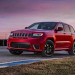 707-horsepower 2018 Jeep® Grand Cherokee Trackhawk: The Most Powerful and ..