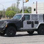 Next-Gen 2018 Jeep Wrangler Caught Testing in Spy Video – ..