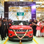 First Jeep® Compass Rolls Off Assembly Line in Ranjangaon, India