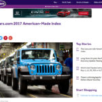 Jeep® Wrangler and Cherokee Named Top-two 'Most American' Vehicles on ..