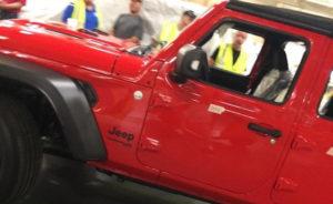 Photo of 2018 Jeep Wrangler JL Leaks Online – AutoGuide.com