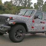 SPIED: 2018 JEEP WRANGLER JL UNLIMITED TOTALLY UNCOVERED