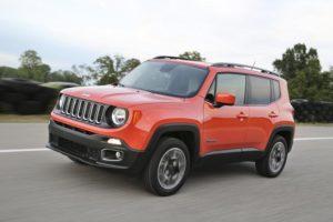 2018 Jeep® Renegade Fact Sheet