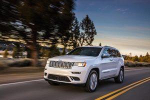 2018 Jeep® Grand Cherokee Fact Sheet