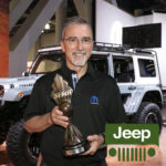 Jeep® Wrangler Named 'Hottest 4×4-SUV' at SEMA