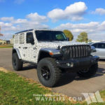"WAYALIFE: ""JLU lifted on 37s……yes you read right"""