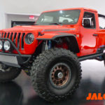 The Jeep Sandstorm Concept Is A Jeep Wrangler JL Turned ..