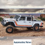 Jeep's latest Moab concepts: Gladiator in multiple flavors | Automotive ..