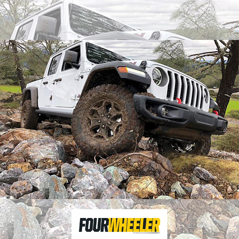 FIRST DRIVE: 2020 JEEP GLADIATOR – A TRUCK IN JEEP'S CLOTHING | Four Wheeler
