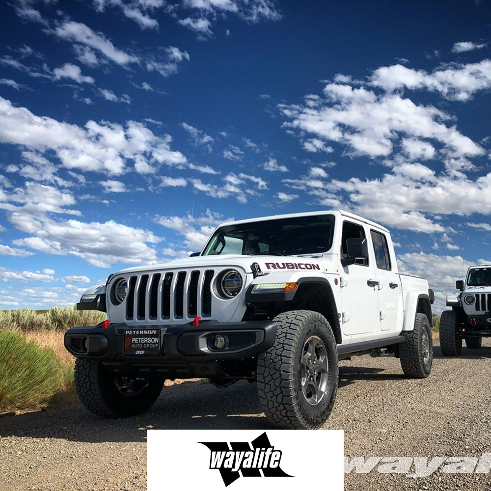 VIDEO : [Wayalife's] Brand New Jeep Gladiator – Close Up Look & First Impressions | Wayalife