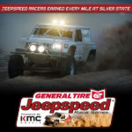 Jeepspeed Racers Earned Every Mile At Silver State 300